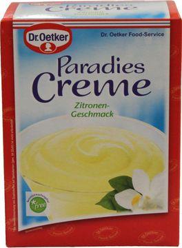 Dr. Oetker Paradies Creme Zitronen-Geschmack 1kg – Bild 1