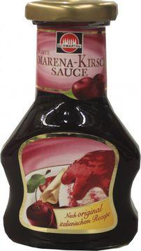 Schwartau Dessert Sauce Amarena Kirsch 125ml – Bild 1