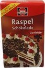 Schwartau Zartbitter Raspelschokolade 100g 001