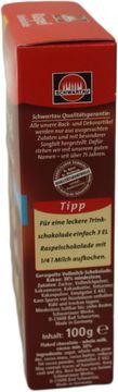 Schwartau Schoko Raspel Vollmilch 100g – Bild 3