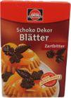 Schwartau Schoko Dekor Blätter 60g