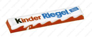 Ferrero Kinder Schokolade Riegel 10 x 21g – Bild 1