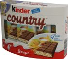 Ferrero Kinder Country 9er Pack