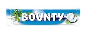 Bounty 9 Riegel x 57g – Bild 1