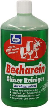Dr. Becher Becharein Gläser Reiniger 1L – Bild 1