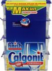 Calgonit Finish Powerball Tabs Max-in-1 Lemon 64 Tabs