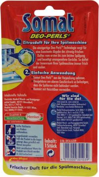 Somat Deo-Perls Lemon Fresh – Bild 2