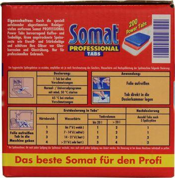 Somat Professional 200 Tabs – Bild 4