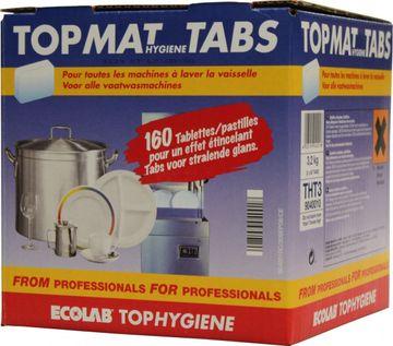 Topmat Hygiene Tabs 160 Stück 3,2kg – Bild 2