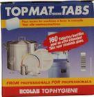 Topmat Hygiene Tabs 160 Stück 3,2kg