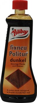 Poliboy Fixneu Politur Dunkel 500ml – Bild 1