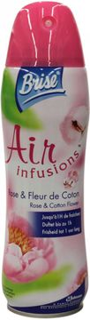 Brise Air Infusions Rose & Cotton 300ml – Bild 1