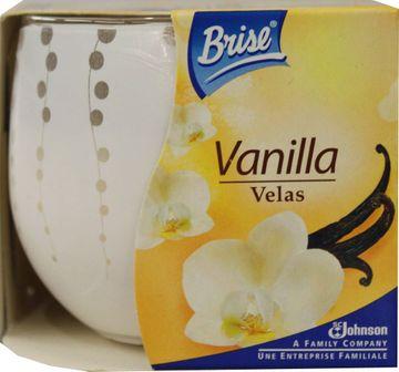 Brise Duftkerze Vanille – Bild 3