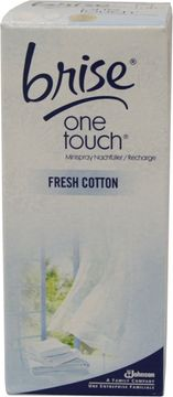 Brise One Touch Fresh Cotton Nachfüllpack – Bild 1