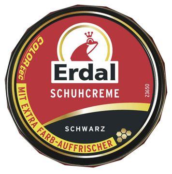Erdal Schuh-Creme Dose Schwarz 75ml – Bild 1