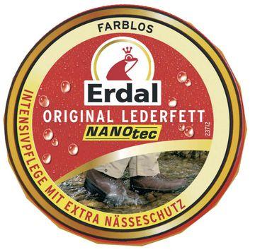 Erdal Leder-Fett farblos 150ml