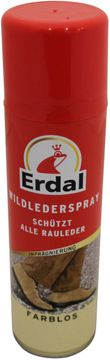 Erdal Wildleder-Spray farblos 250ml  – Bild 2