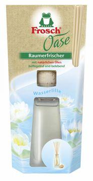 Frosch Oase Raumerfrischer Wasserlilie 90ml – Bild 1