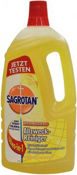 Sagrotan Alles-in-1 Allzweckreiniger Citrus 1,5L – Bild 1