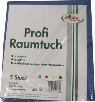 Flinka Profi Raumtuch blau 5er Pack