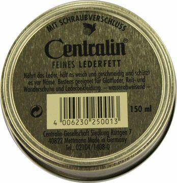 Centralin Lederfett schwarz 150ml – Bild 2