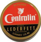 Centralin Lederfett schwarz 150ml 001