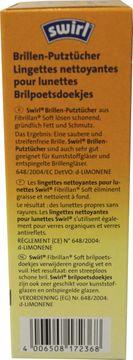 Swirl Brillen-Putztücher Spender 50er – Bild 2