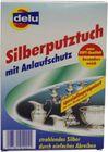 Delu Silber-Putztuch mit Anlaufschutz 001