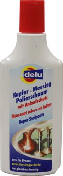 Delu Messing-Polierschaum 150ml