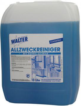 Walter Allzweck-Reiniger mit Salmiak 10L