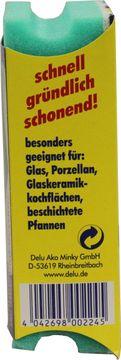 Ako Geschirr-Reiniger Schwamm 2er Pack – Bild 3