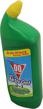 WC 00 Activ Gel 3-in-1 Fresh Green 750ml