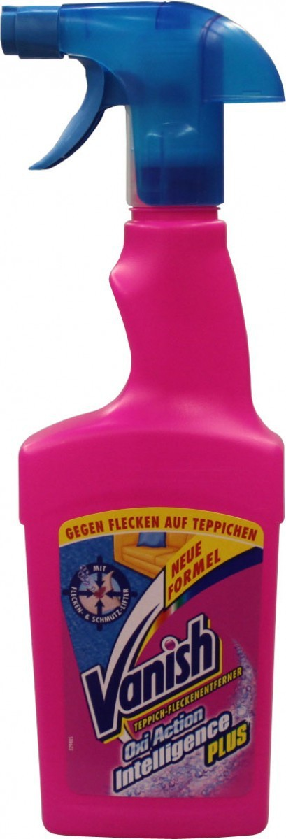 vanish oxi action teppich spray 500ml drogerie duft f r wc und bad airwick. Black Bedroom Furniture Sets. Home Design Ideas