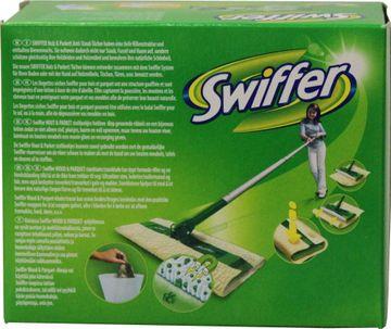 Swiffer Holz & Parkett Wischtücher 18 Stück – Bild 2