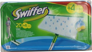 Swiffer Wet Wischtücher 24er Pack