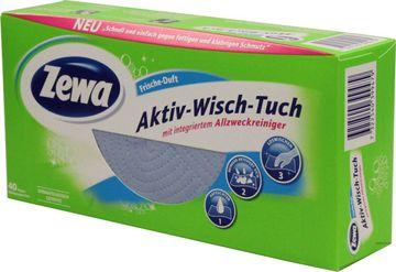 Zewa Aktiv-Wischtuch Frische-Duft 40 Stück – Bild 2