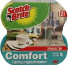 Scotch Brite Reinigungsschwamm Comfort Sensitiv 2er Pack