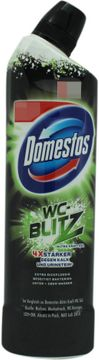 Domestos WC-Blitz Lemon Power 750ml – Bild 3