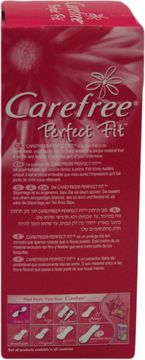 Carefree Perfect Fit 60 Stück – Bild 2