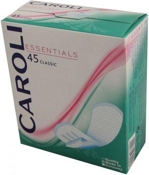 Caroli Slipeinlagen Classic 45er Pack