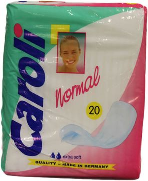 Caroli Binden Normal 20er Pack – Bild 1