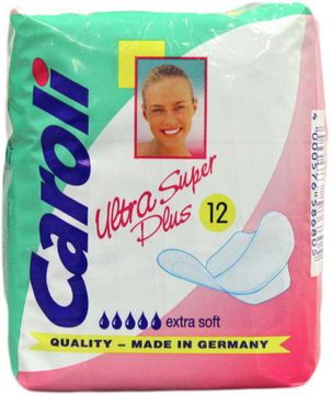 Caroli Binden Ultra Super Plus 12er Pack – Bild 1