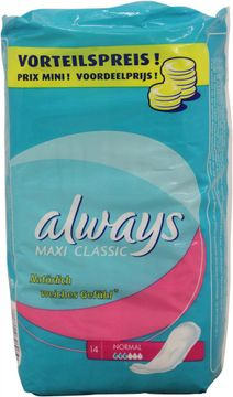 ALWAYS Maxi Sparpaket 14er Pack