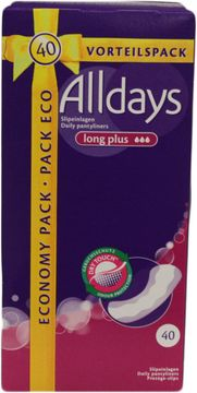 ALLDAYS Extra Long Plus Vorteilspack 40er Pack