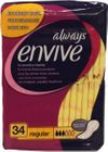 ALWAYS Envive Regular Vorteilspack 34er Pack