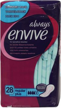 ALWAYS Envive Regular Plus Vorteilspack 28er Pack