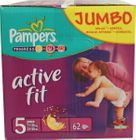 Pampers Active Fit Junior 11-25kg 62er Pack