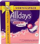 ALLDAYS Normal Fresh Vorteilspack 50er Pack