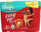 Pampers Easy Up Maxi 8-15kg Größe 4 28er Pack