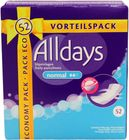 ALLDAYS Normal Vorteilspack 52er Pack